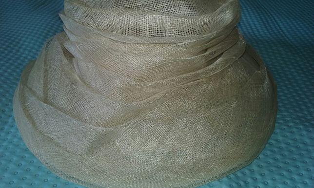 Letni kapelusz z włókna naturalnego Bhs