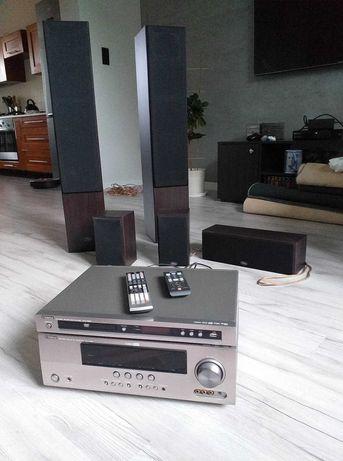 Zestaw kina domowego Yamaha