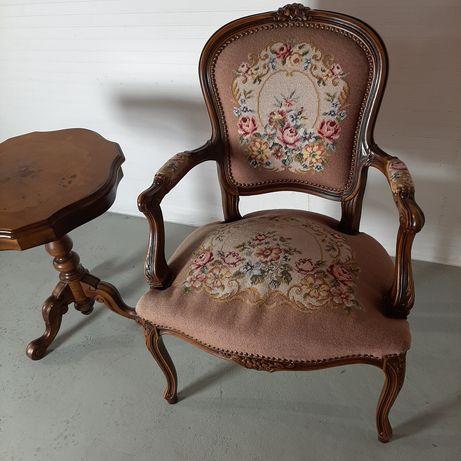 Fotel antyk stan idealny