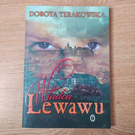 "Książka ""Władca Lewawu"" Dorota Terakowska"