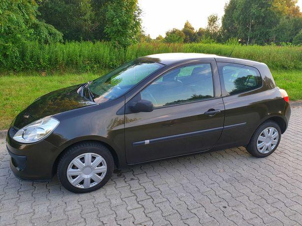 Renault Clio 3, 1.2 16V, benzyna, 2007 rok, 157 tyś,