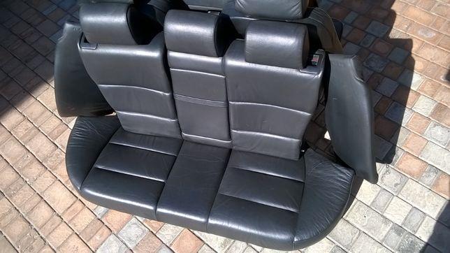 BMW E46 диван кожа