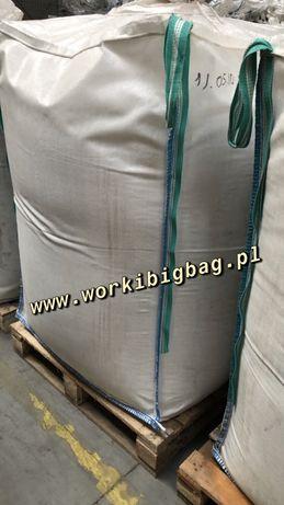 Worki Big Bag Bagi z wkładem Foliowym na Kukurydze CCM BIGBAG 145cm