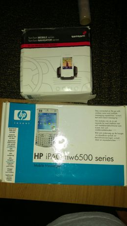 HP ipaq 6500 series