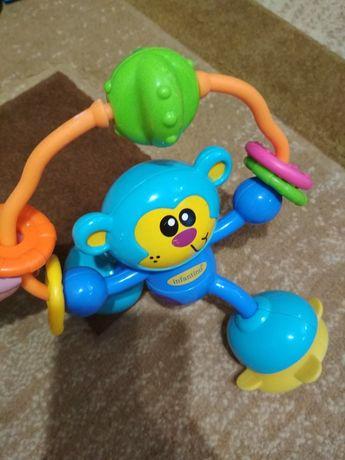 Развивающая игрушка Обезьянка - Infantino