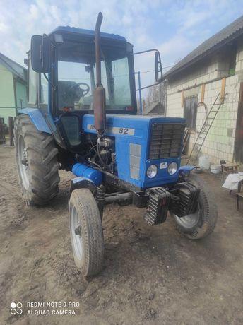 Ciągnik Rolniczy MTZ-82