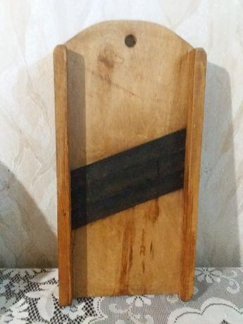 Продам деревянную шинковку из СССР