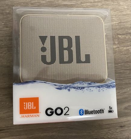 Mini Coluna JBL GO 2