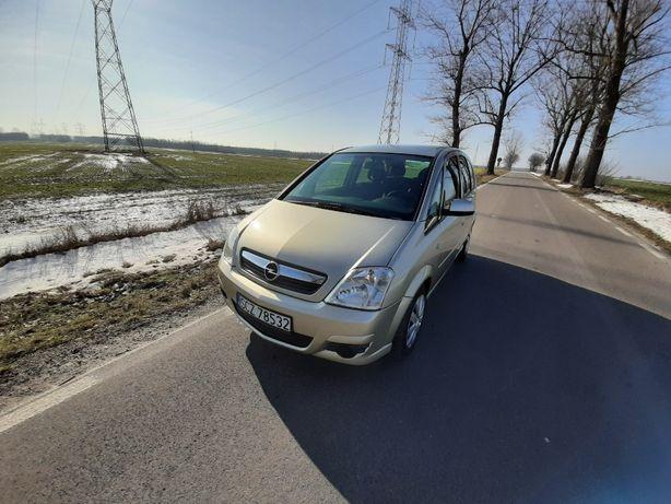 Opel Mariva 2008 rok 1.8 -prywatnie-bdb stan -niski przebiego