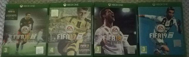 Pack de Jogos Xbox One