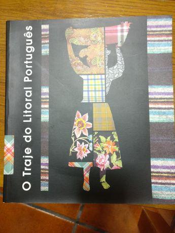 Livro o Traje do Litoral Português