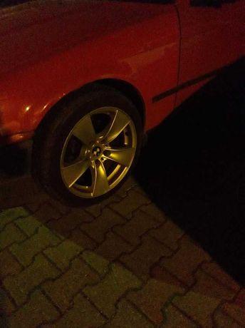 Alufelgi BMW 17 opony Nokian 225/45