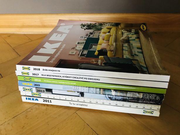 Katalogi Ikea wydania archiwalne