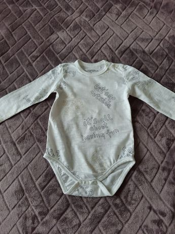 Body reserved 74, wyprawka dla dziecka