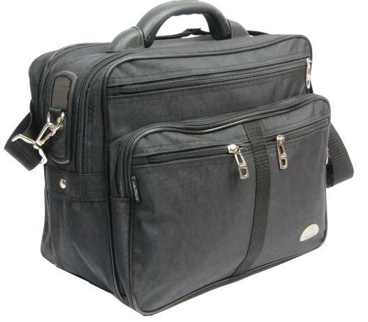 Вместительный мужской портфель Wallaby 25275 жатка