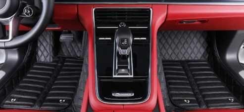 Коврики Porsche Cayenne 911 Cayman Panamera Macan багажник Все марки