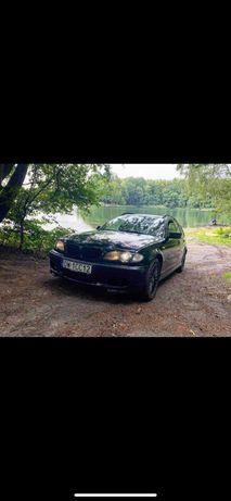 BMW e46 330d X-drive