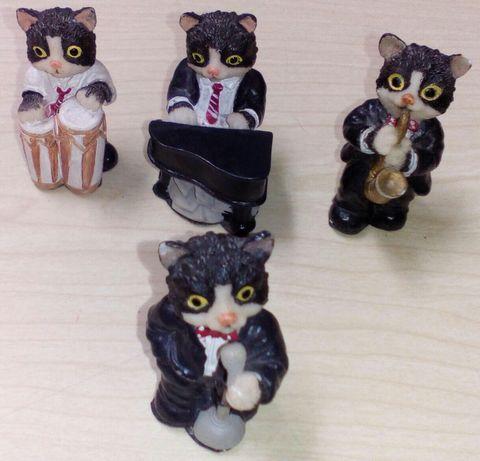 Gatos: Músicos Gatos.