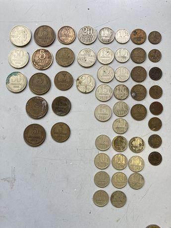 Коллекция монеты копейки стран мира нумизматика