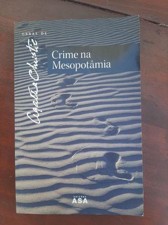 Aghata Christie -Crime na Mesopotâmia