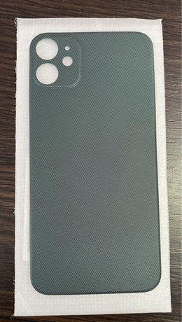 Накладка на заднюю поверхность Iphone 11