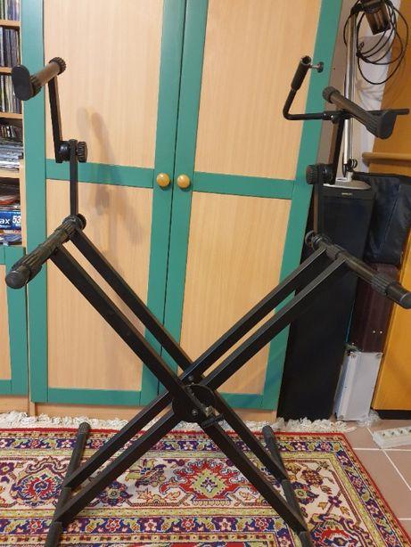 Statyw na 2 instrumenty