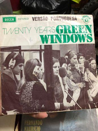 Twenty Years - Green Windows