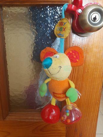 Игрушка подвеска,игрушка на прищепке Playgro