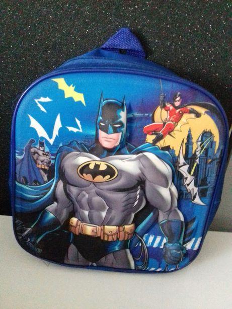 Plecak Batman 3D