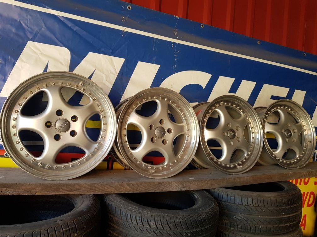 Felgi Aluminiowe R17 5x112 ET 60 -8J