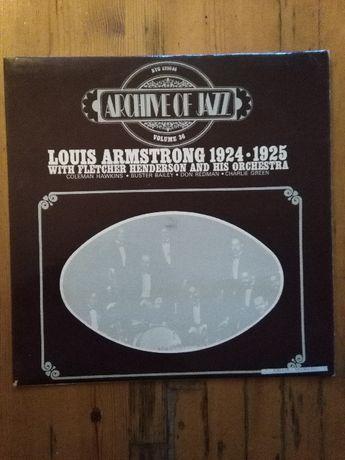 Stary Winyl Louis Amstrong - Archive of Jazz Volume 36 ,, wysyłka !