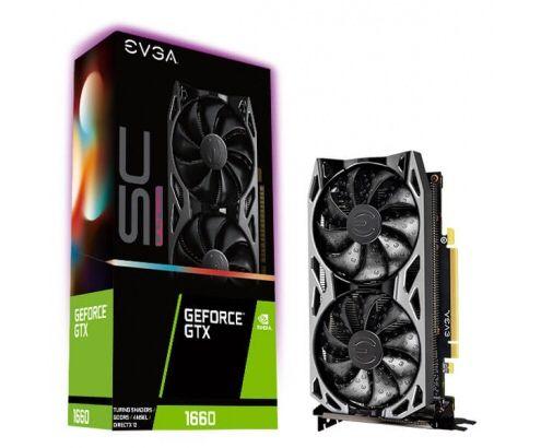 EVGA GEFORCE GTX 1660 SC ULTRA GAMING 6GB GDDR5