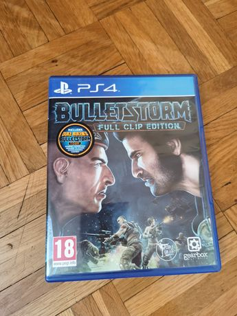 Bulletstorm ps4