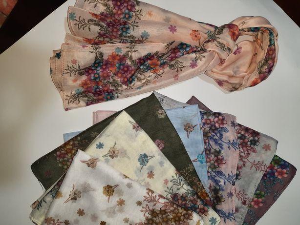 Женские платки весенние