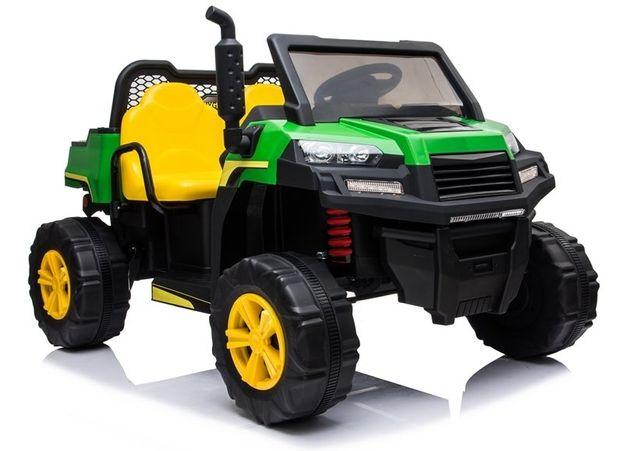 samochód jeep Auto na akumulator FARMER 4x4 +Kiprowanie +MAX 60KG