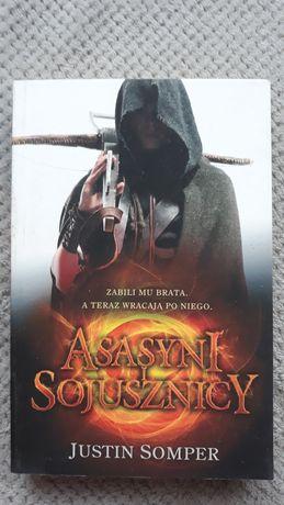 """Justin Somper """"Asasyni sojusznicy """""""