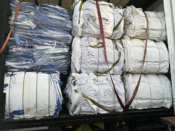 Używane I NOWE Worki BIG BAG 95/90/196 cm duże ilości