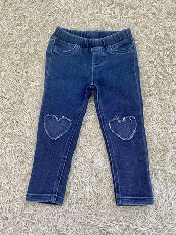 Облегающие джинсы Carters 24мес/80см