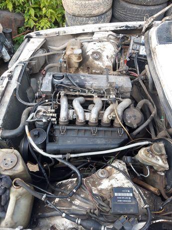 Мотор мерседес ОМ 602 2.5 дизель w123 w124 w126 газ,уаз,трактор компл