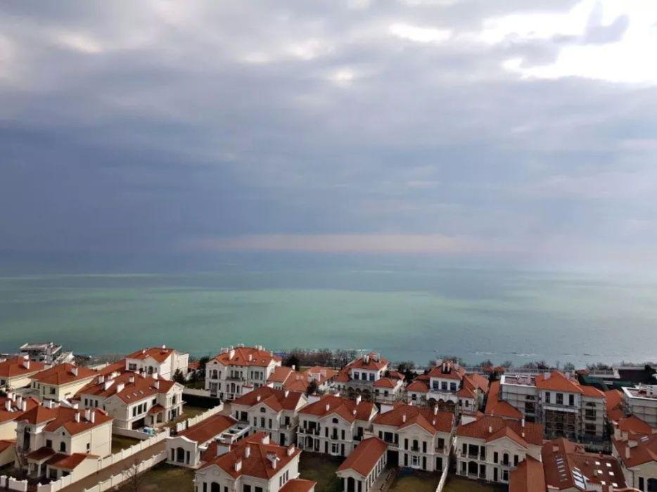 Центр,панорамный вид моря,паркинг,Французский бульвар,своя-1