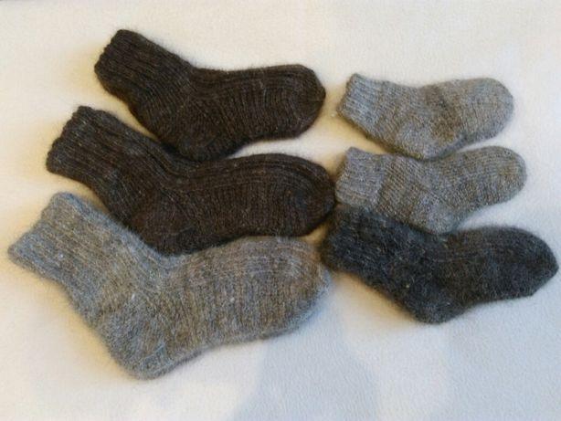 Продам шерстяные носки ( детские)