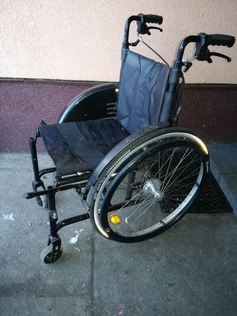 Aktywny wózek inwalidzki Kuschall