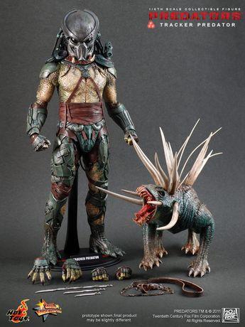 Новая фигурка 1/6 Hot toys mms 147 Tracker Predator