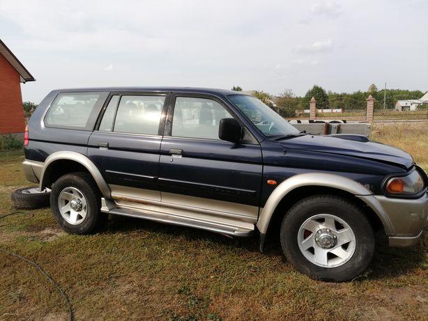 Розборка Mitsubishi Pajero Sport ;л 200;2.5 4 д56