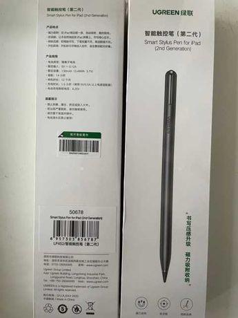 Стилус Ugreen для рисования, выделения текста для айпад, магнит iPad