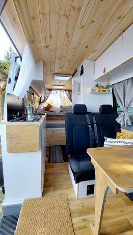 VW Crafter Campervan Kamper