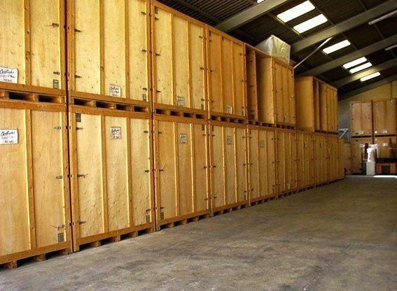 Armazenamento Temporário Self Storage Arrecadação guarda móveis