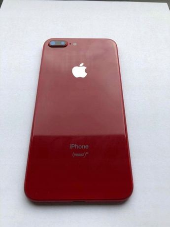iPhone 8 Plus . Red .
