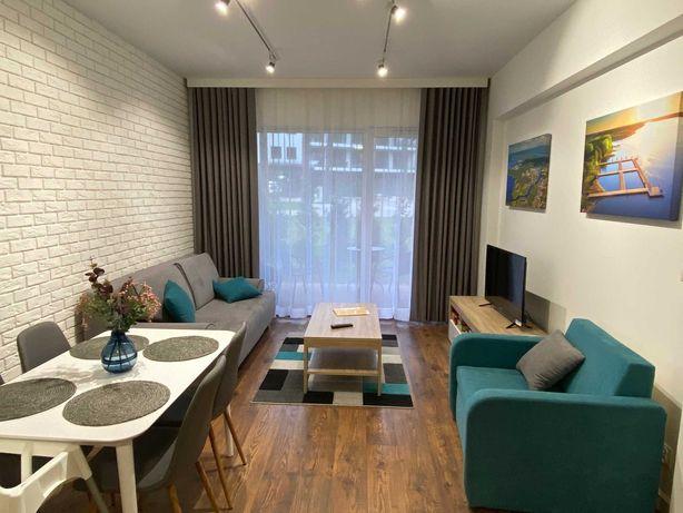 Apartament w budynku Zefir- ośrodek Marina Borki