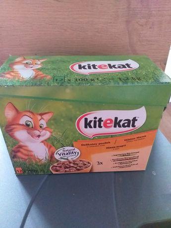 Kitekat / karma mokra dla kota